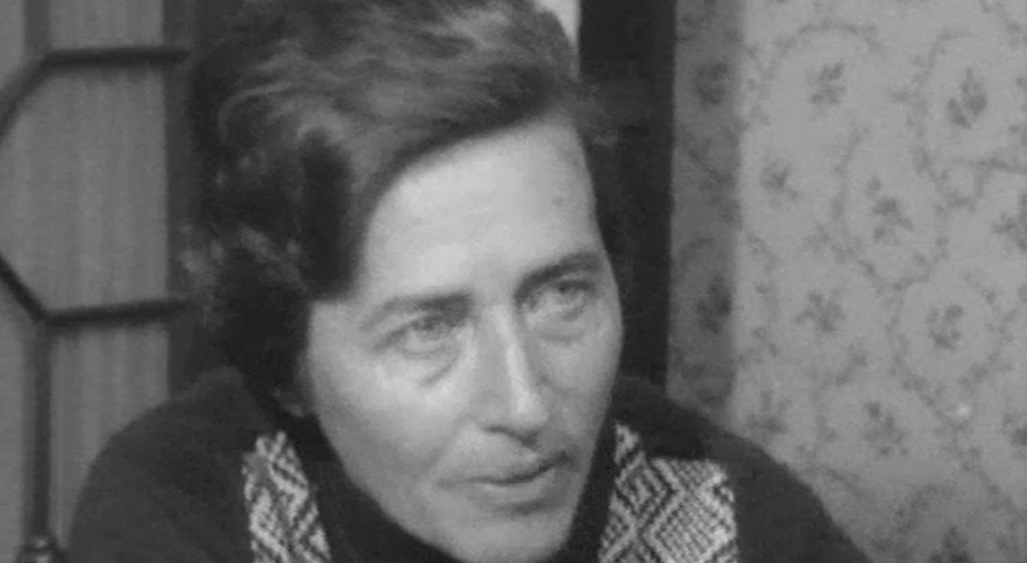Morreu Maria Eugénia Varela Gomes