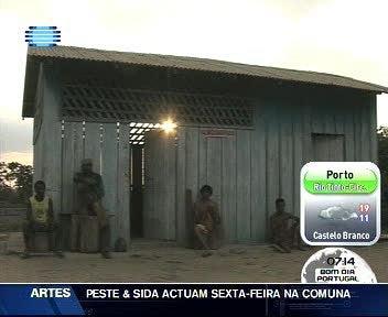 Reportagem revela trabalho escravo no Brasil