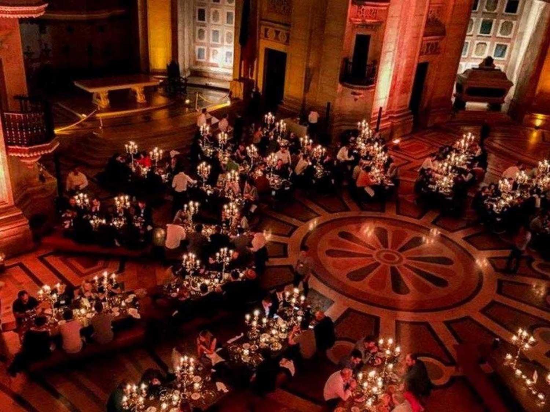 Associação presidida por António Costa também fez jantar no Panteão Nacional
