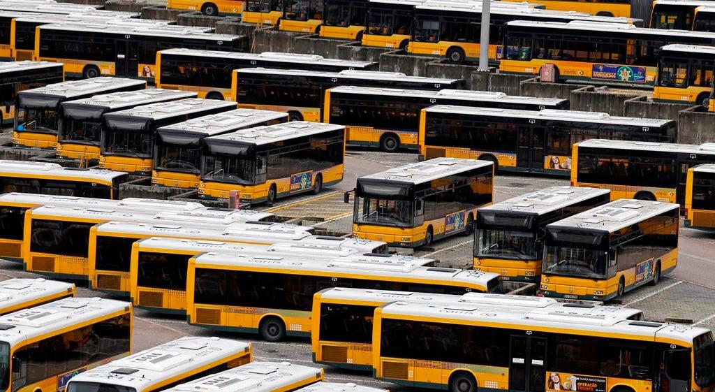 Pa�s - Transportes p�blicos v�o ser controlados pelo minist�rio do ambiente