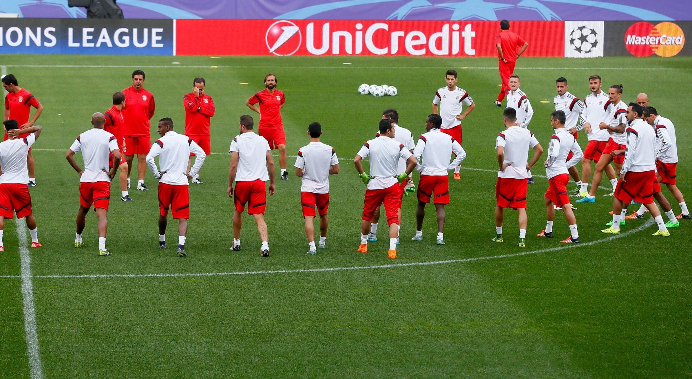 Benfica na Turquia para fintar o Besiktas