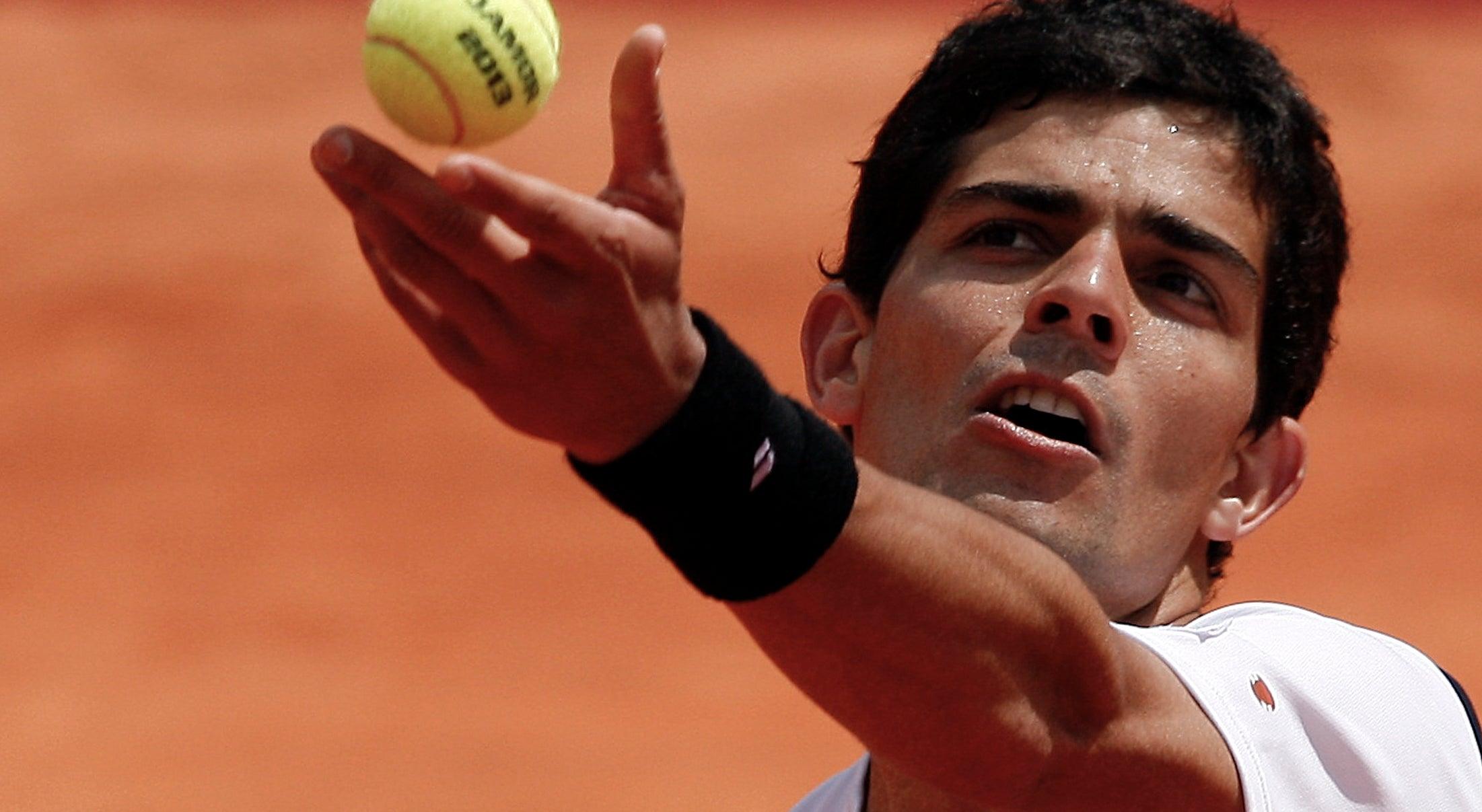 Rui Machado apurado no Open da Austr�lia
