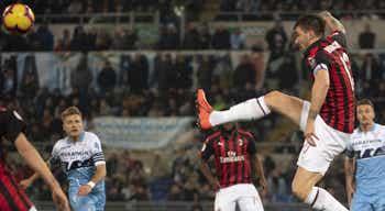6b1ea07a3f Lazio e AC Milan `anularam-se` no Olímpico de Roma