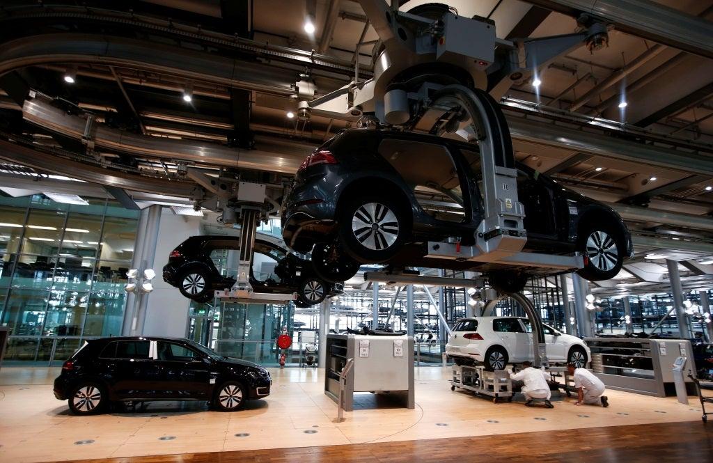 Adesão à greve da Autoeuropa foi de 41%