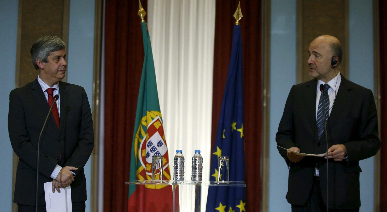 Previsões da Comissão abrem porta a saída dos défices excessivos
