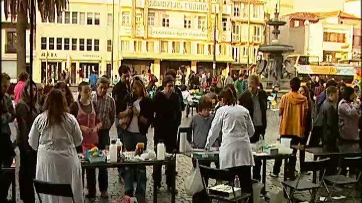 Noite Europeia dos Investigadores provoca encontro da ci�ncia no Porto