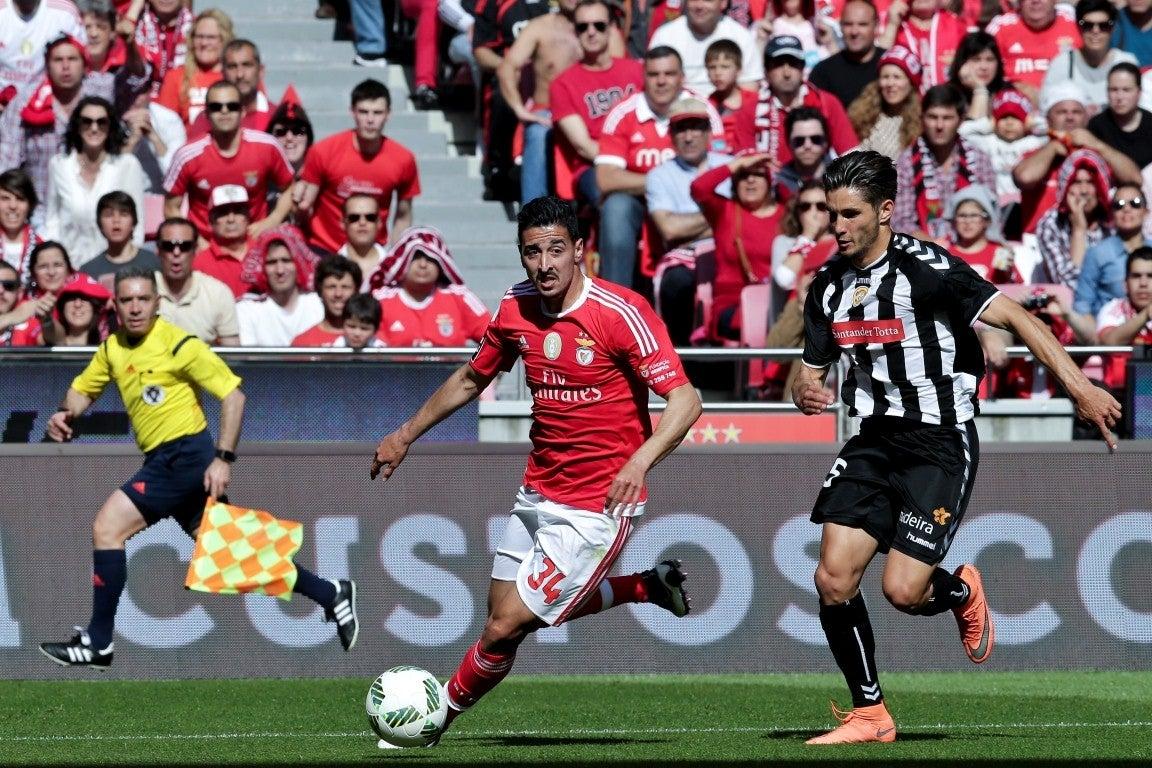 Os golos, os casos e os outros lances do Belenenses-Benfica