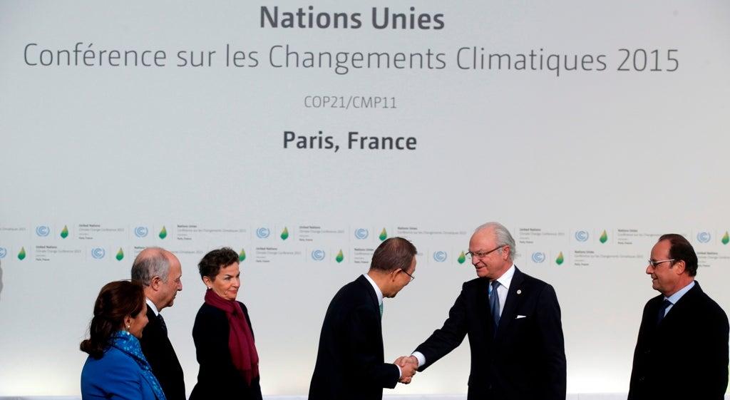 Mundo - Cimeira do Clima come�a em Paris