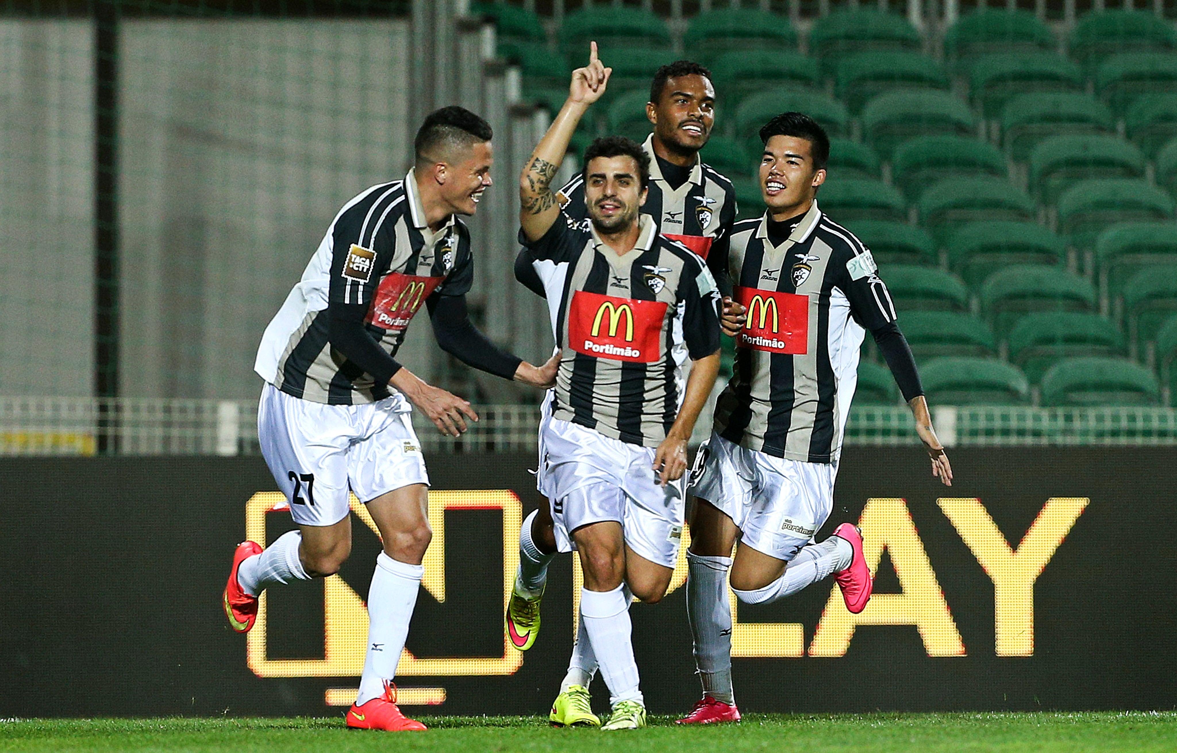 Portimonense vence Boavista no arranque da I Liga