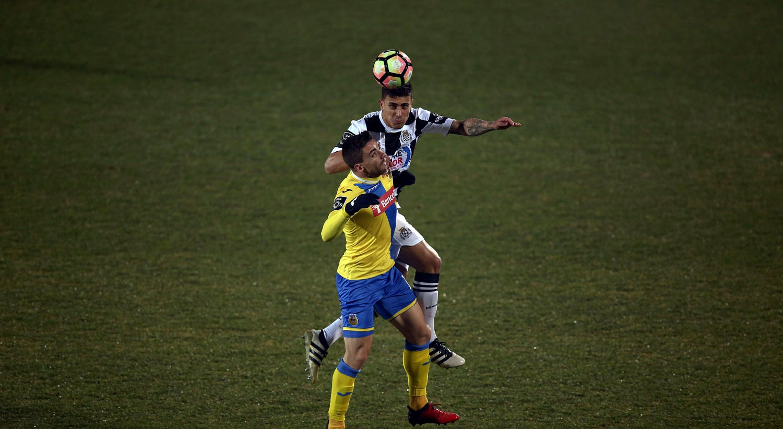 Boavista vence em Arouca e sobe a oitavo da I Liga de futebol