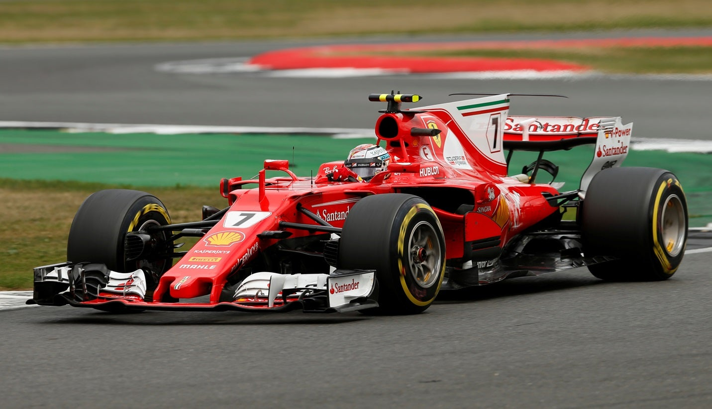 Kimi Raikkonen continua na Ferrari em 2018