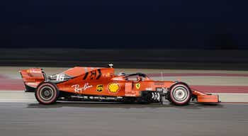 Charles Leclerc surpreende com pole e recorde no GP de F1 do Bahrein