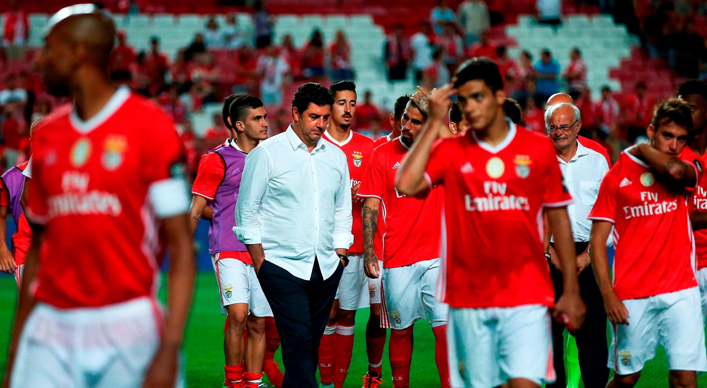 Benfica joga tudo por uma vitória na Madeira