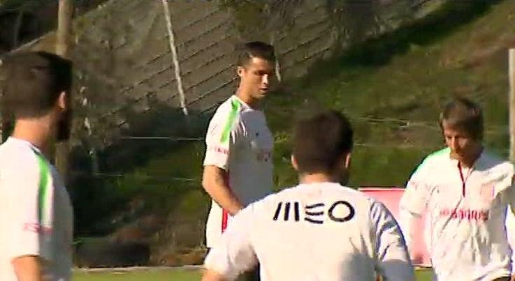Portugal e Dinamarca jogam em Braga apuramento para o Euro