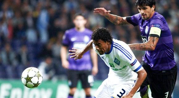 Rodolfo Reis acredita que o FC Porto pode chegar � final da Champions