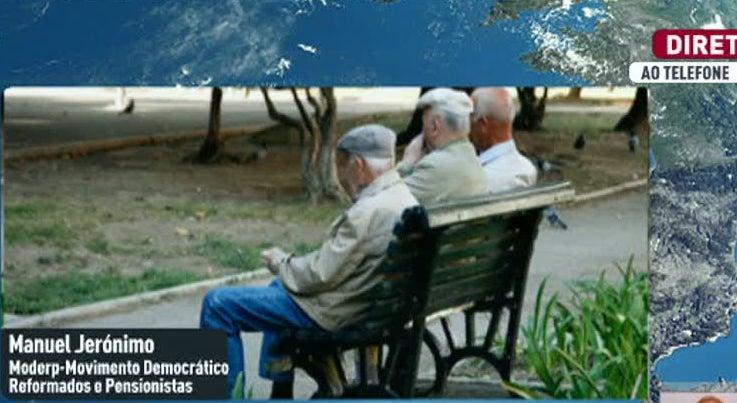 Economia - Movimento Democr�tico de Reformados lamenta aumento prejudicial da idade de reforma