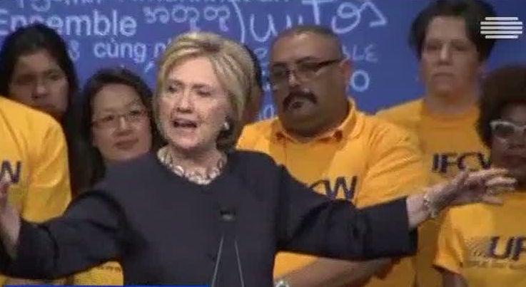 Mundo - P� branco encontrado na sede de campanha de Clinton revela-se in�cuo