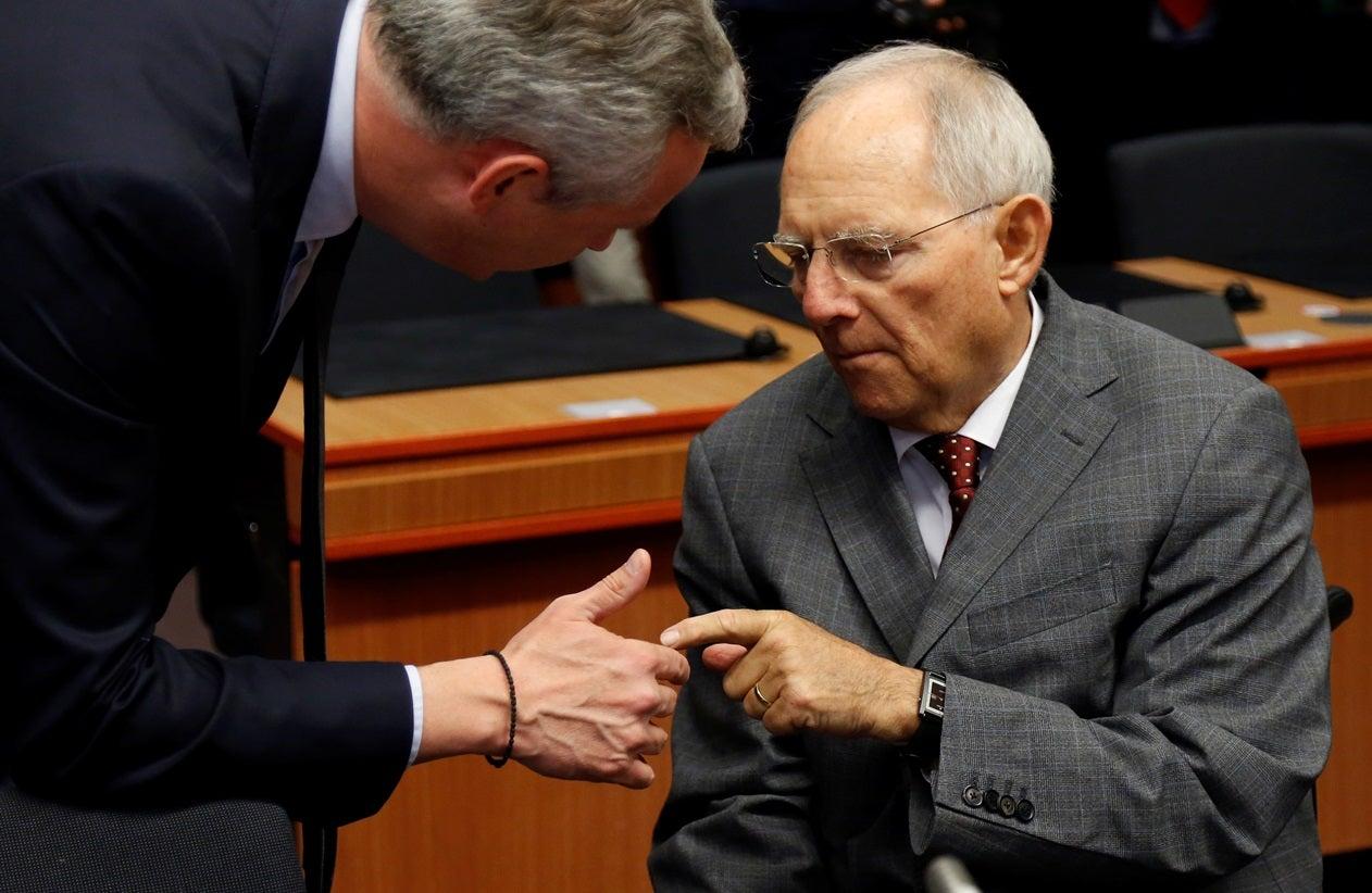 Schäuble deve deixar ministério de Finanças alemão e assumir Bundestag