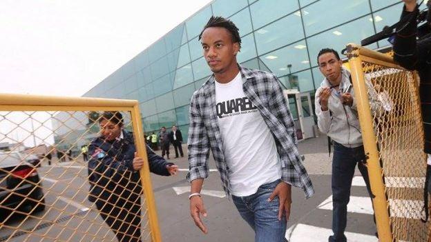 Fechada transferência de Carrillo para o Watford
