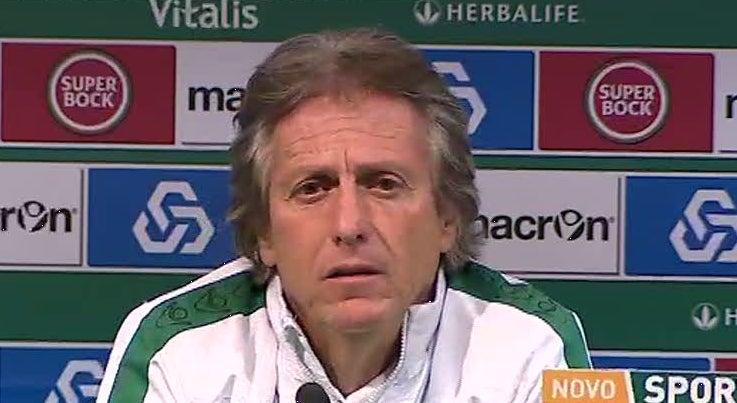 Sporting - Jorge Jesus espera dificuldades frente ao Belenenses