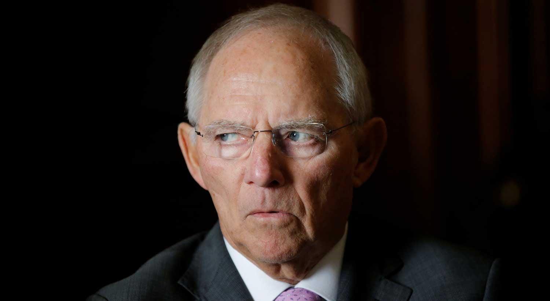 Schäuble deixa Finanças alemãs a dar Portugal como exemplo -- MNE