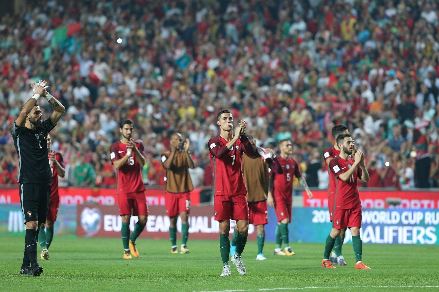 Portugal e França garantem vaga; Holanda está fora da Copa