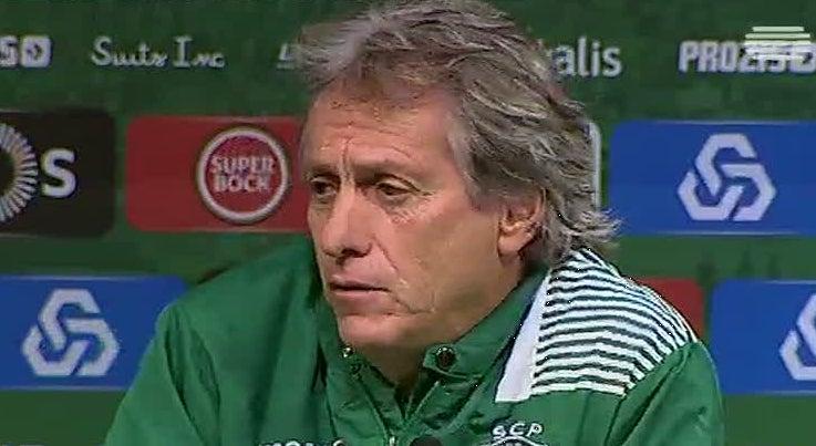 Sporting - Jorge Jesus espera dificuldades no jogo com o Vitória de Setúbal