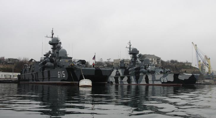 Tens�o pol�tico-militar na Crimeia deixa R�ssia e Ucr�nia � beira da guerra
