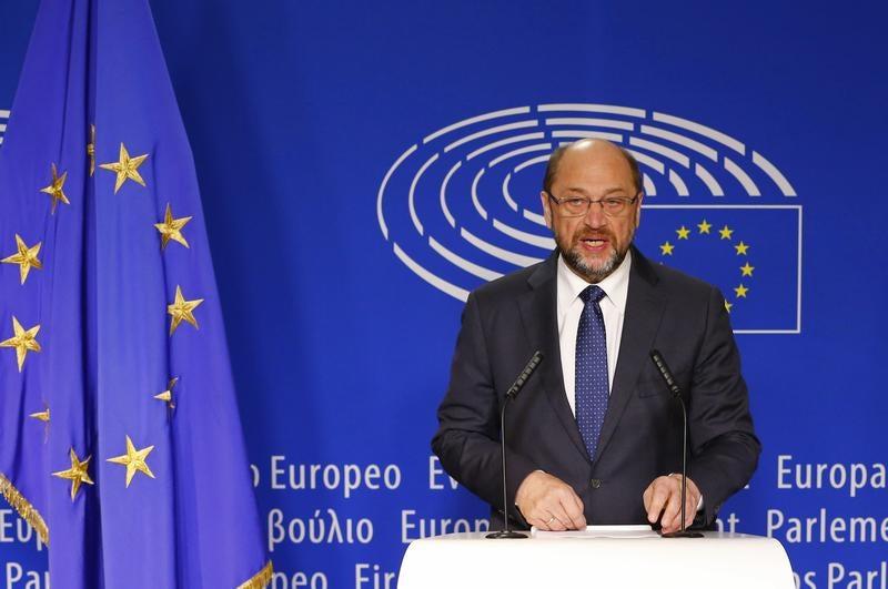 Martin Schulz anuncia que disputará eleições na Alemanha