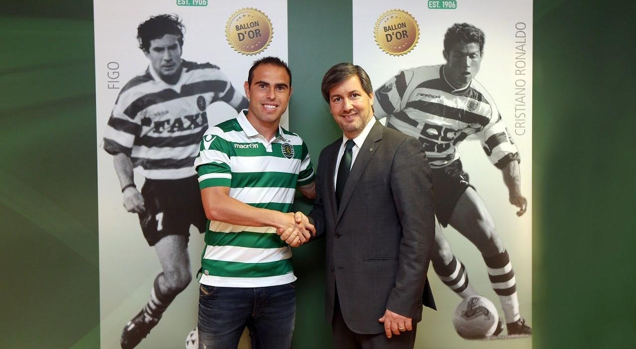 Bruno César é reforço do Sporting CP