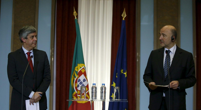 Bruxelas j� recebeu carta com respostas do Governo portugu�s