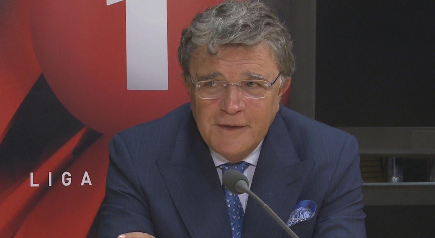 Alberto da Ponte, ex-presidente da RTP, morreu aos 64 anos