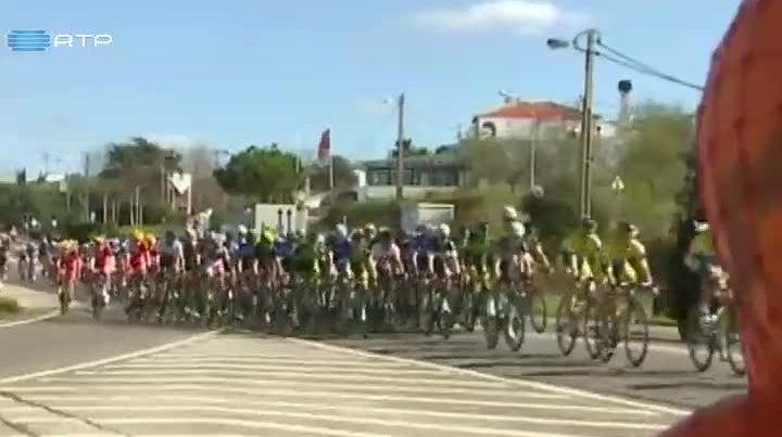 Rui Costa � a grande estrela da Volta ao Algarve