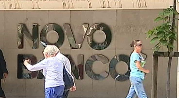 Economia - Novo Banco j� entregou plano de capitaliza��o ao Banco Central Europeu