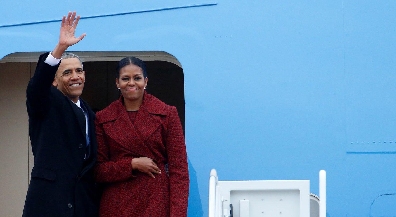 Mundo - Estarei presente: o discurso de Obama como ex-Presidente