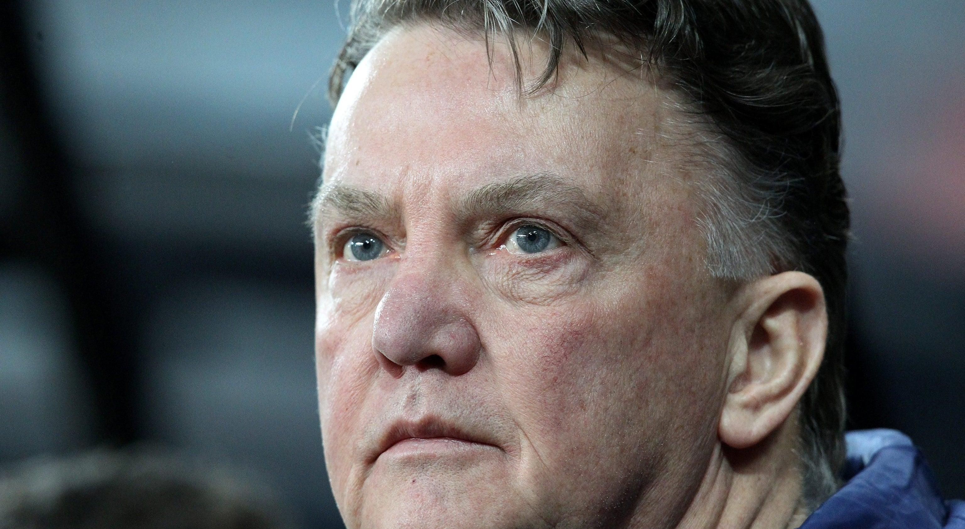 Van Gaal admite pôr fim à carreira