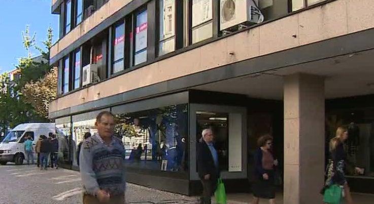 Vaga de assaltos em Braga