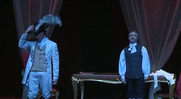 Don Giovanni em cena no Teatro da Trindade