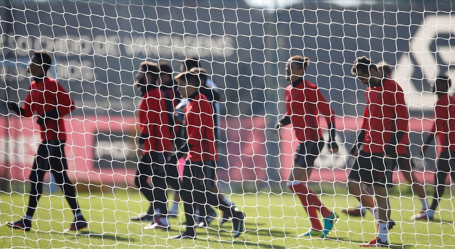 Benfica sem Luisão, Fejsa e Cervi na receção ao Vizela