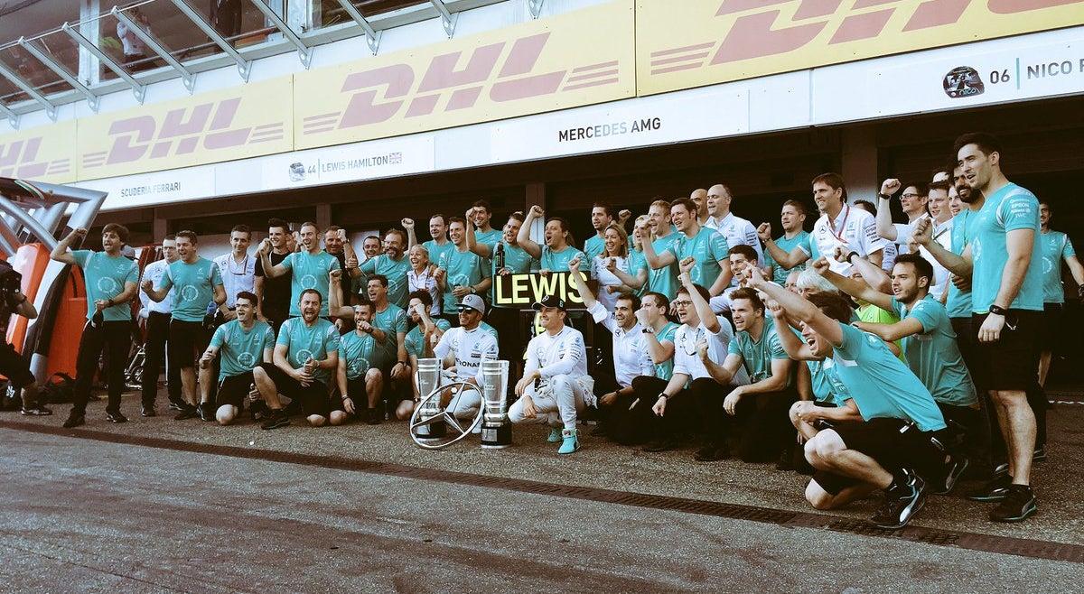 N�meros, Estat�sticas e Grid Girls - GP da Alemanha
