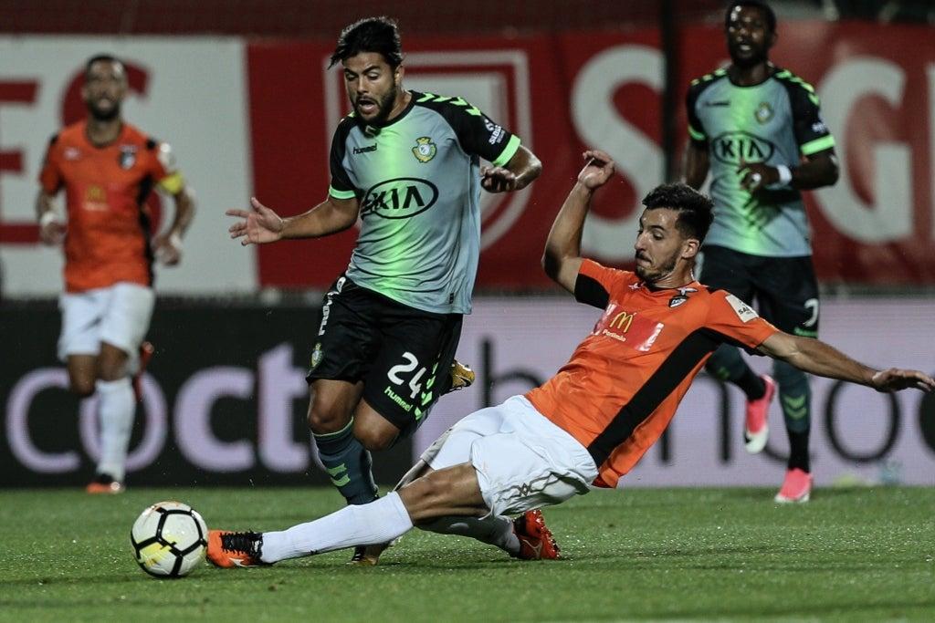 Crónica: Portimonense goleia Vitória de Setúbal reduzido a dez
