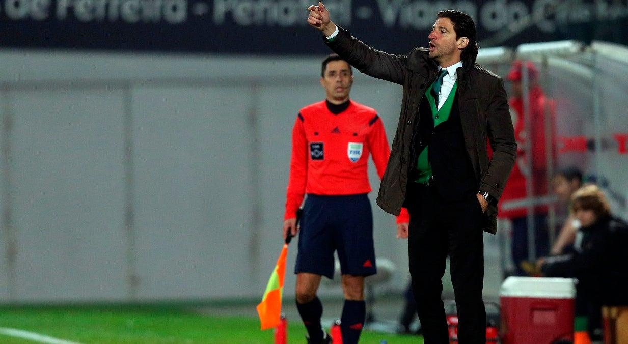 Jorge Simão quer perfeito rigor tático para vencer FC Porto