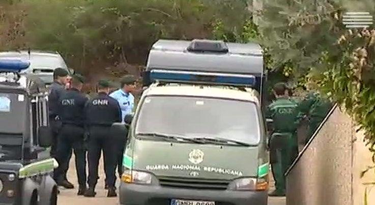 Pa�s - PJ e GNR realizam buscas pelo desaparecimento de crian�a em Our�m