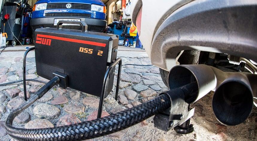 Autoeuropa fabricou carros com motores fraudulentos