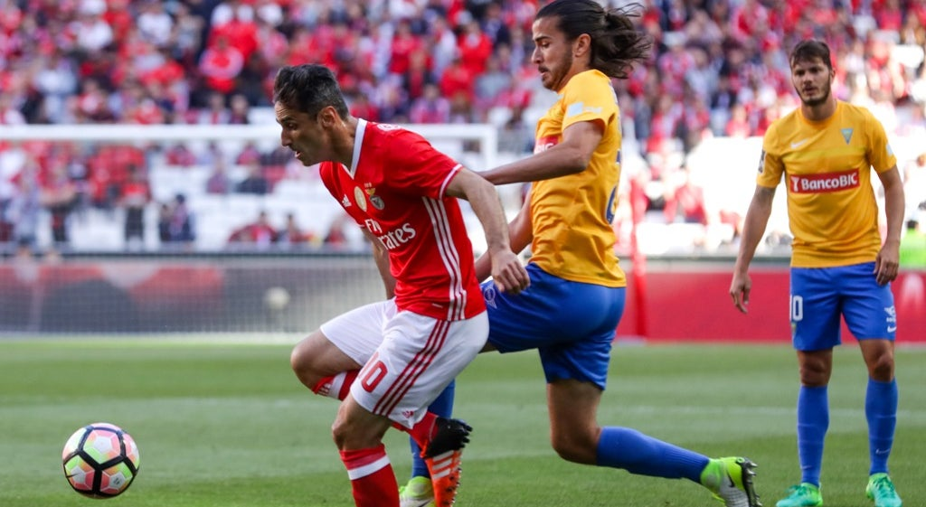 Benfica 2-1 Estoril
