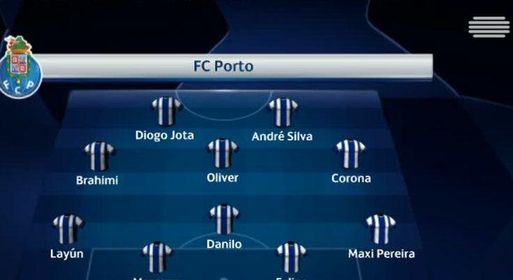 Desporto - Porto espera garantir oitavos da Liga dos Campeões