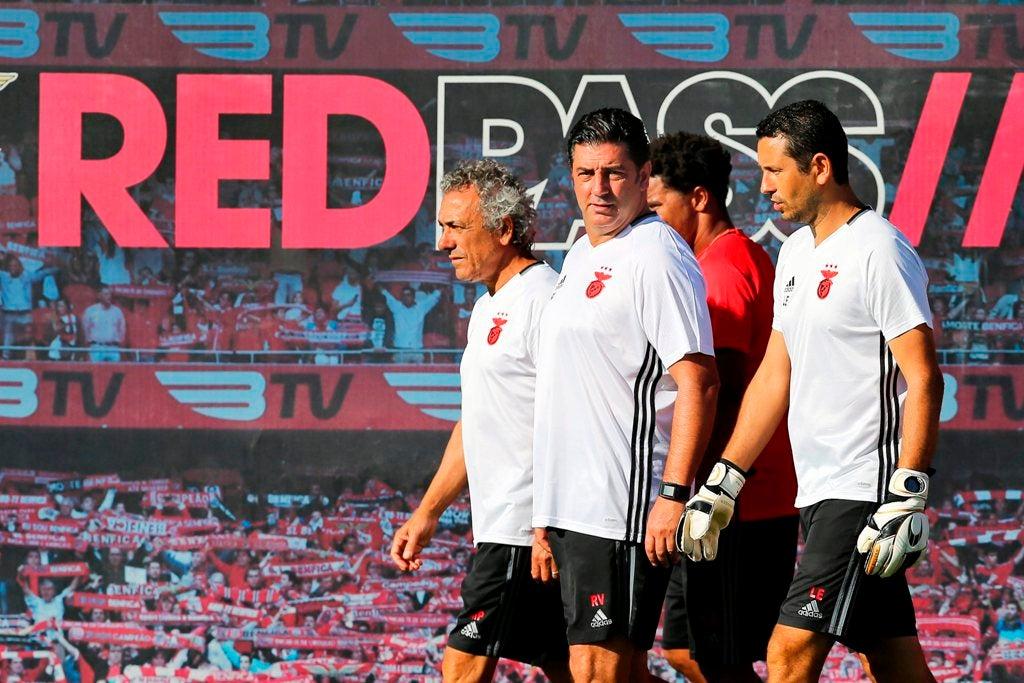 Luisão e Salvio, lesionados, falham torneio na Suíça