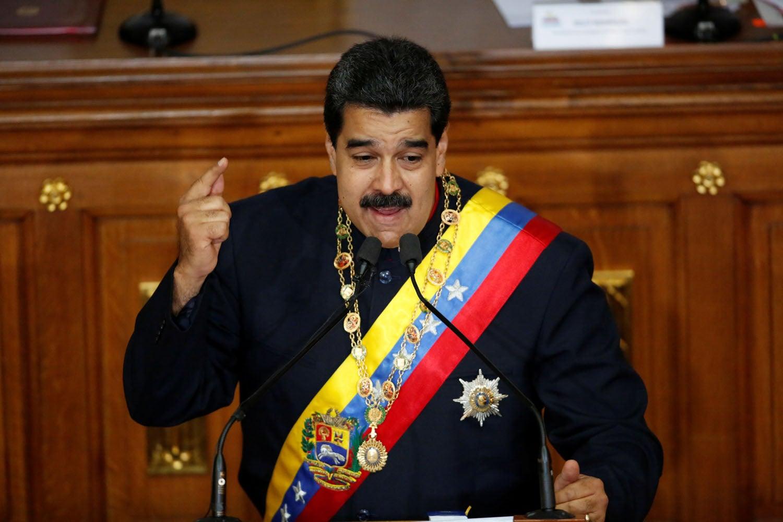 Trump diz que considera uma opção militar contra a Venezuela