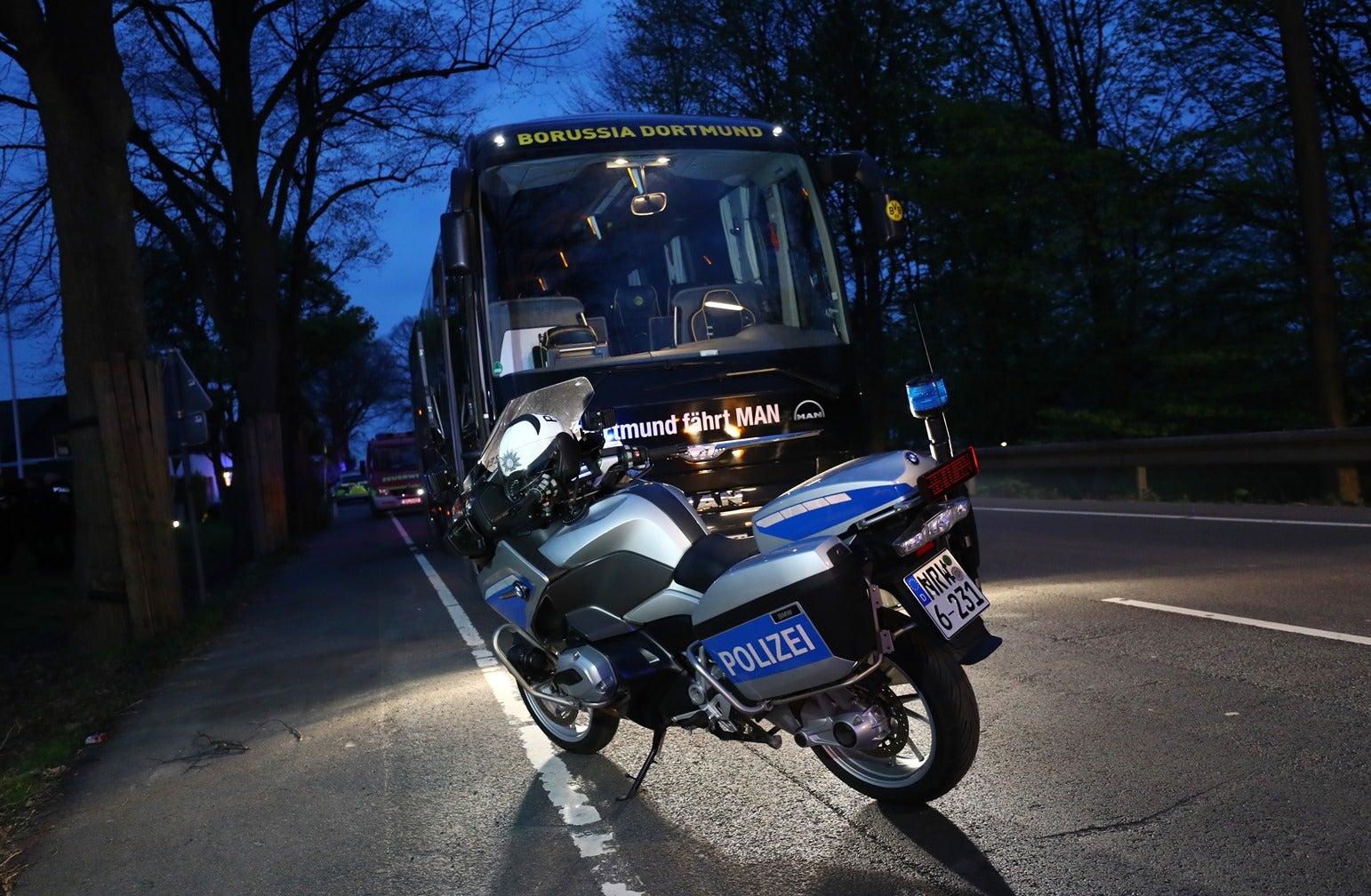 Suspeito de ataque a ônibus do BVB é acusado