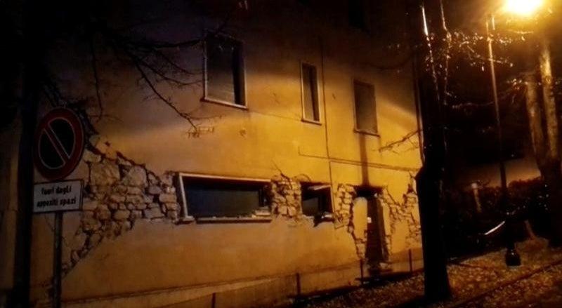 Investigadores portugueses em It�lia para avaliar danos em Amatrice